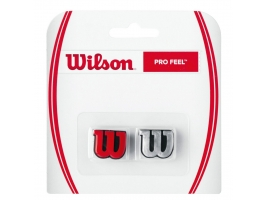 Wilson PRO FEEL red/silver.jpg