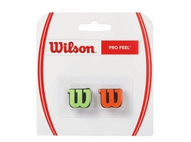 Wilson PRO FEEL green/orange.jpg