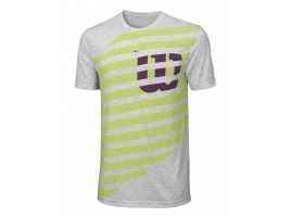 Wilson LINED W TECH TEE heather.jpg