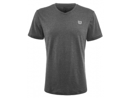 Wilson TRAINING V-NECK TEE ebony.jpg