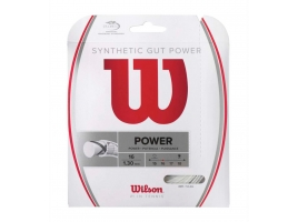 Wilson SYNTHETIC GUT POWER 12,2m 1,30mm.jpg