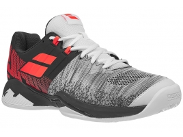 Babolat PROPULSE BLAST CLAY COURT grey/fluo strike.jpg