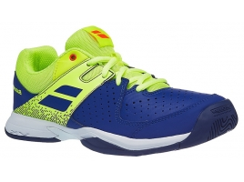 Babolat PULSION CLAY JUNIOR blue/fluo aero.jpg