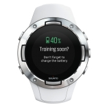 SS050300000 - SUUNTO 5 G1 WHITE - Front View_charge reminder in the watch.png