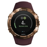 SS050301000 - SUUNTO 5 G1 BURGUNDY COPPER - Front View_recovery time in the watch.png