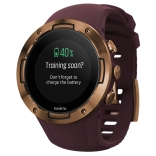 SS050301000 - SUUNTO 5 G1 BURGUNDY COPPER - Perspective View_charge reminder in the watch.png